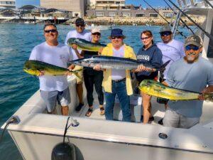 Baja limit of fish