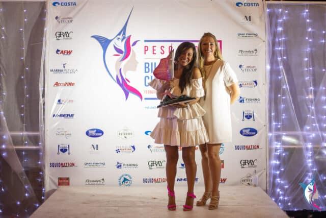 Pescadora winner day 1