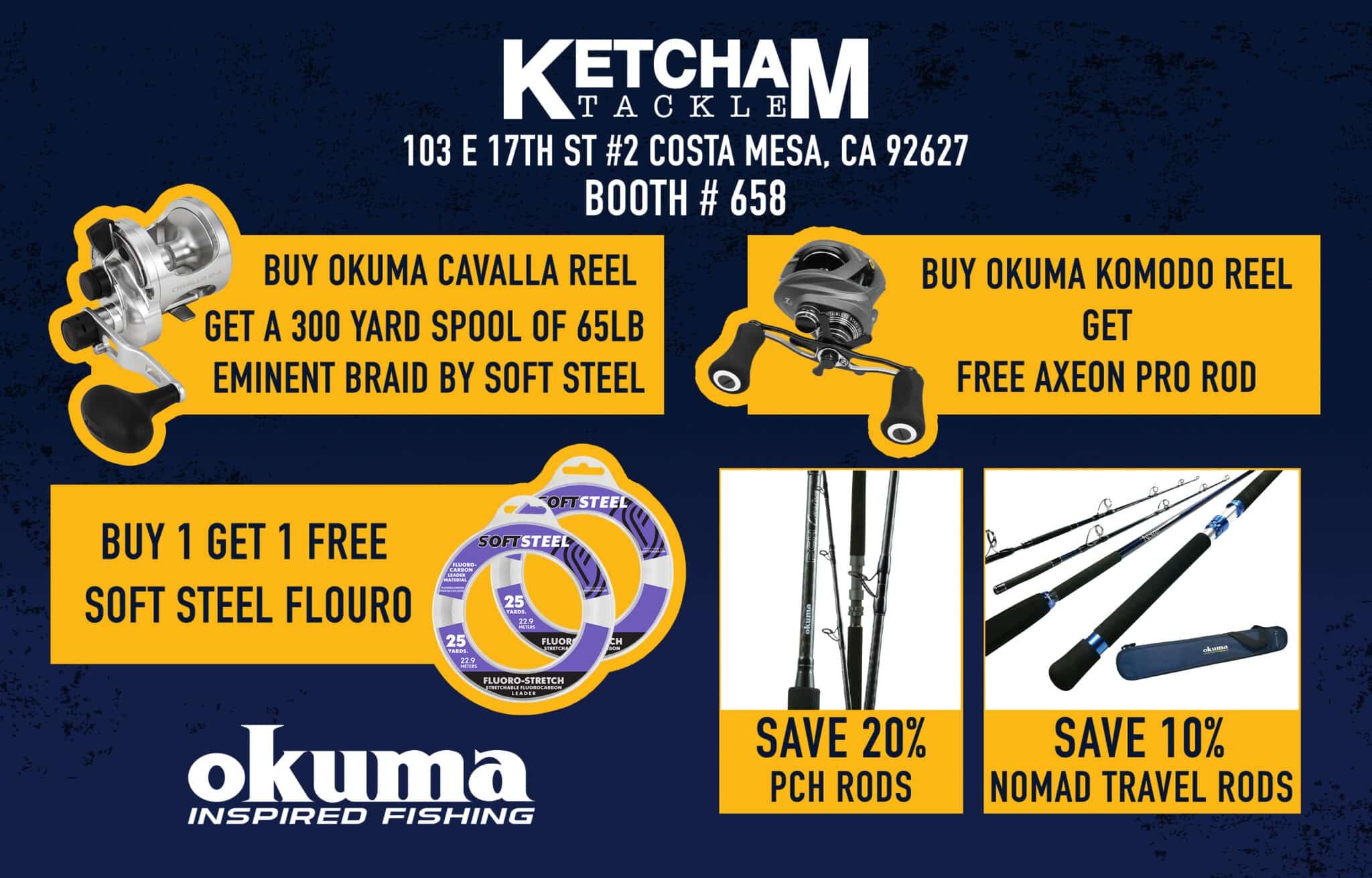 Ketcham Okuma Deals