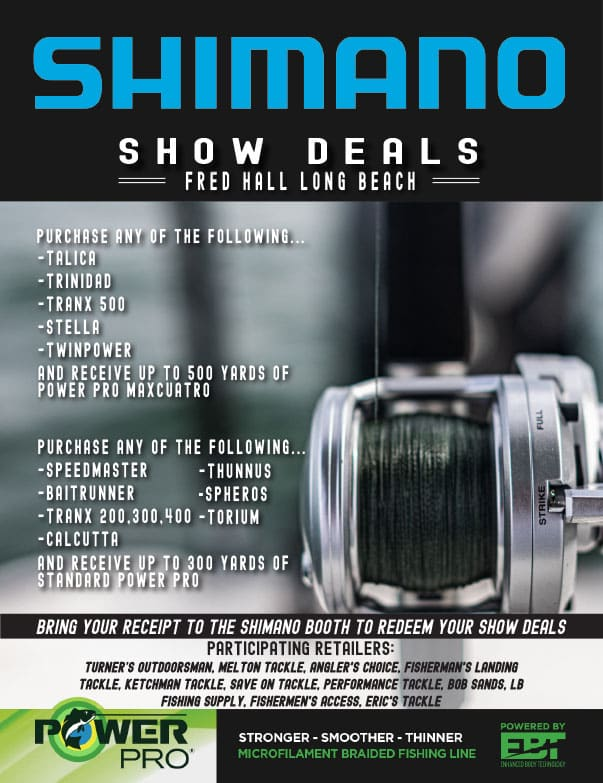 Shimano Fred Hall Deals