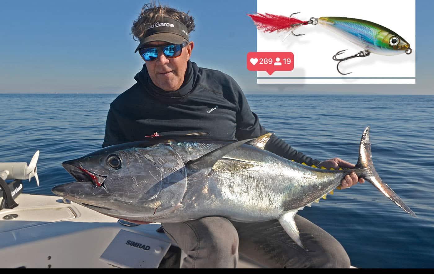 Jimmy Decker tuna