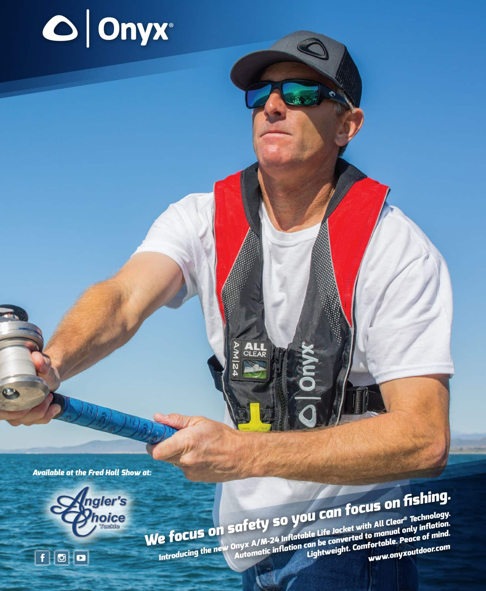 Onyx boat safety
