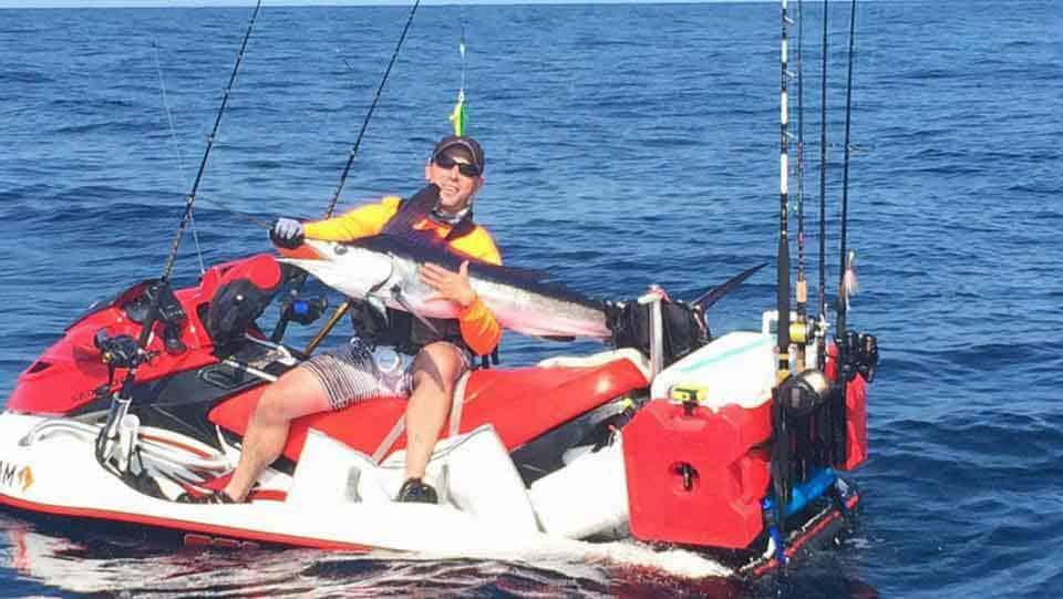 PWC fishing