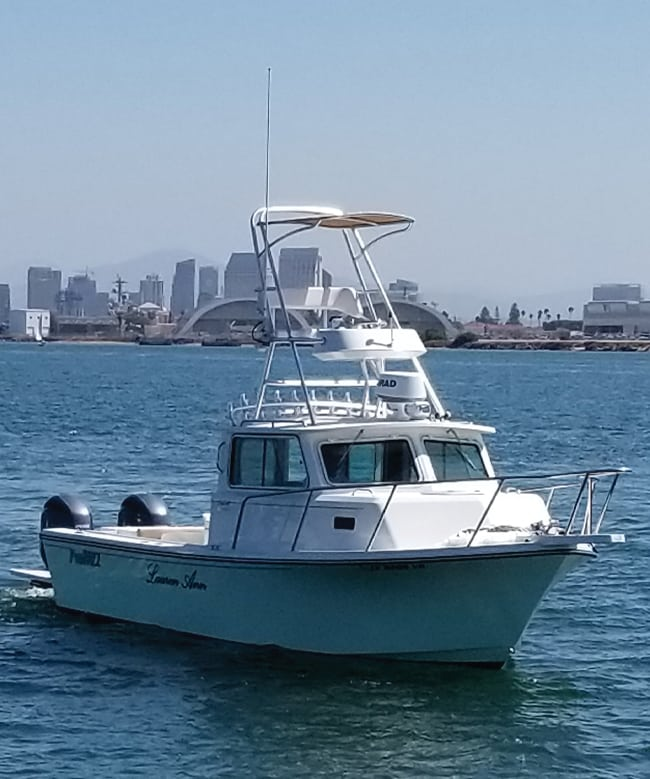 Parker boats