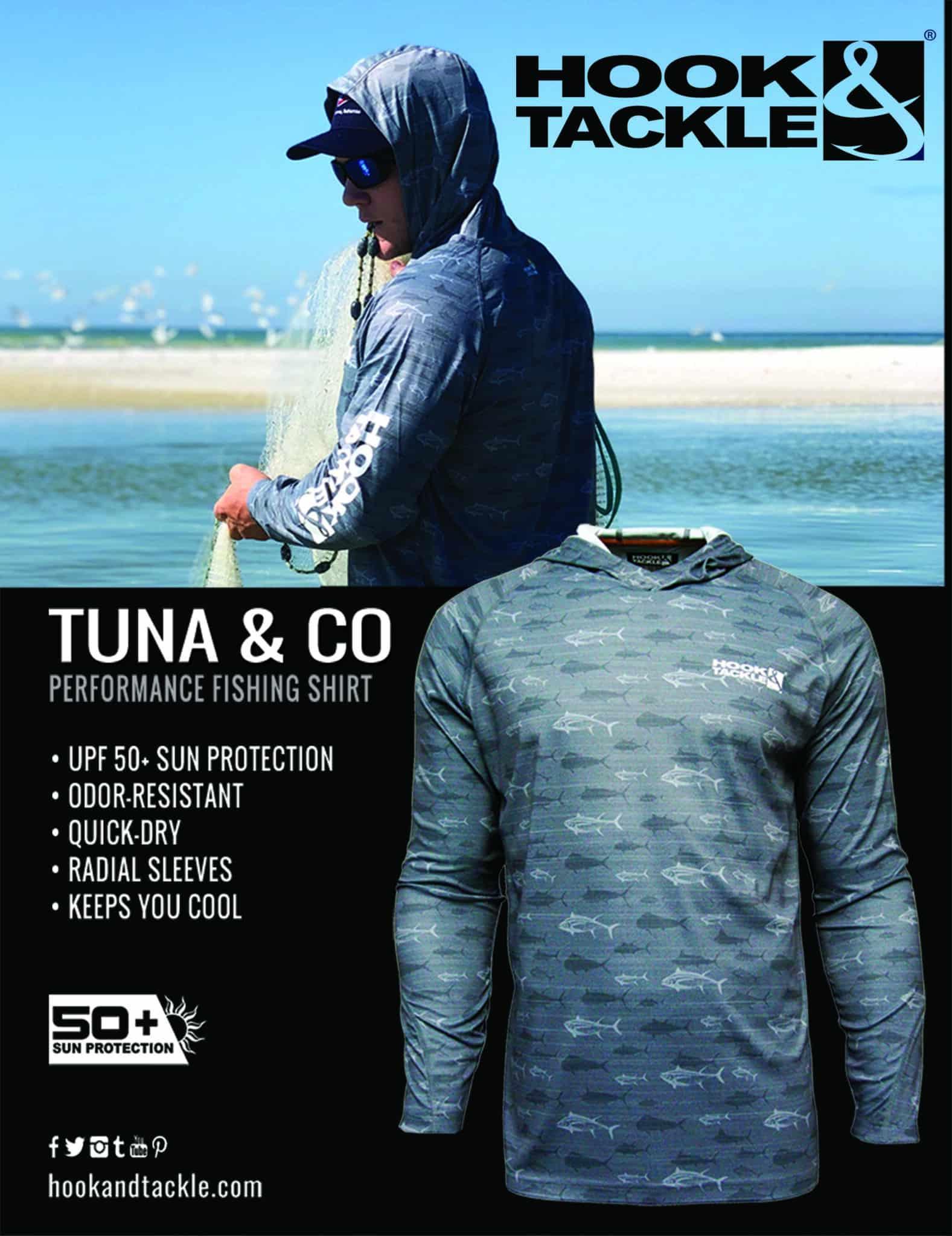 Tuna & CO performance shirts