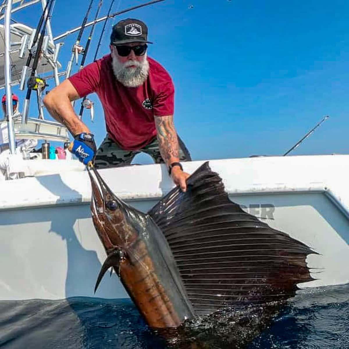 Casa Vieja sailfish