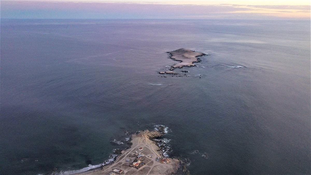 Bahía Asunción Drone photo