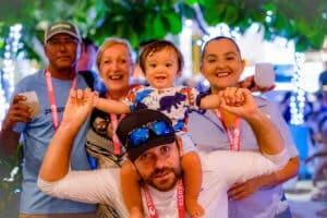 Pescadora tournament family