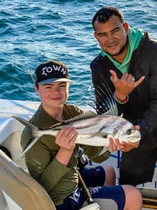 roosterfish release