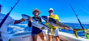 Los Cabos yellowtail
