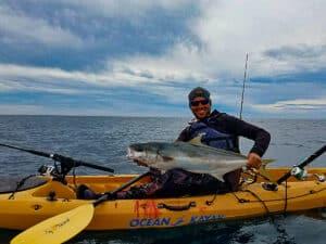 Bahía Asunción kayak