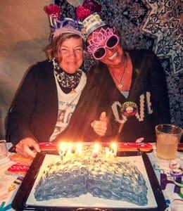 baja birthday cake