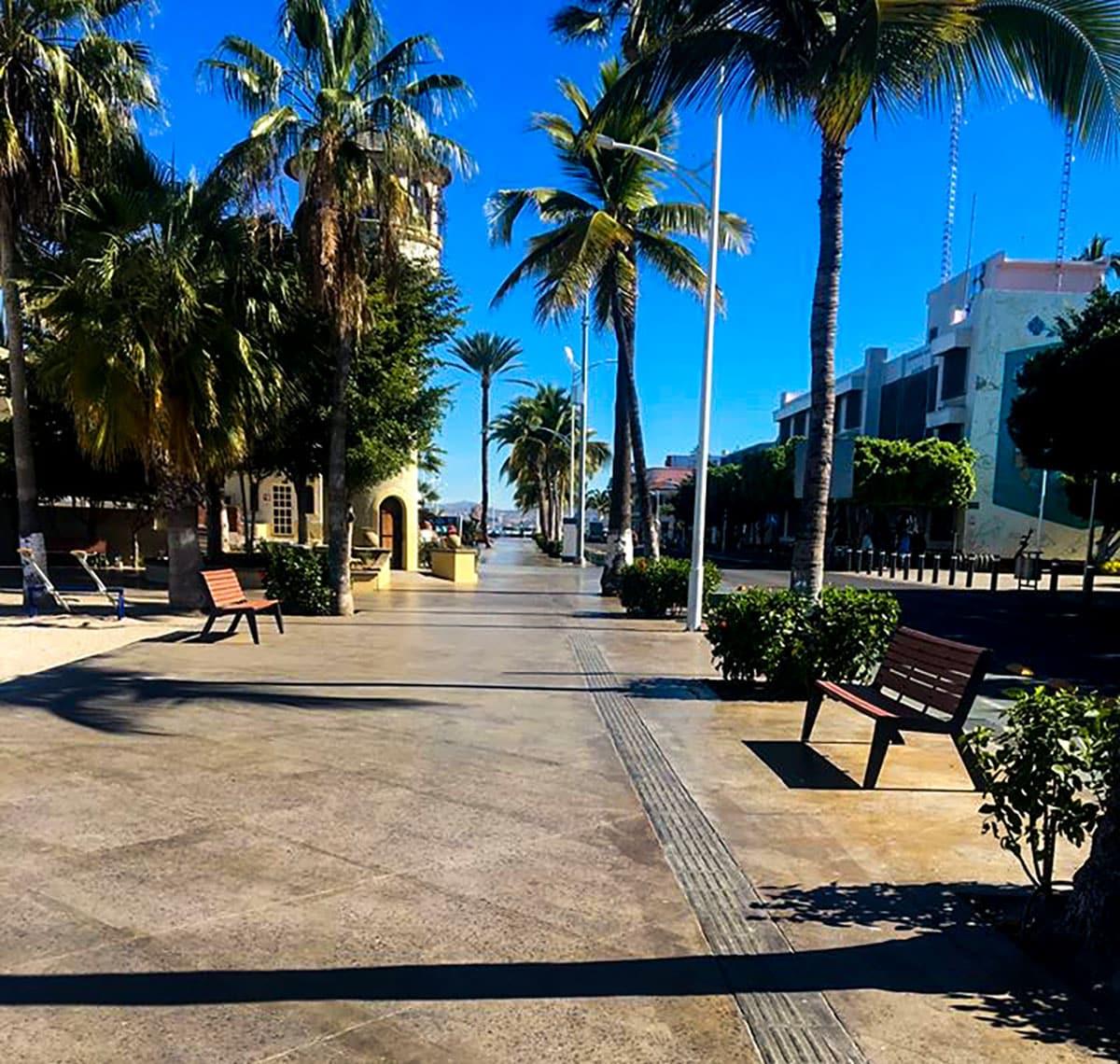 La Paz Spring break