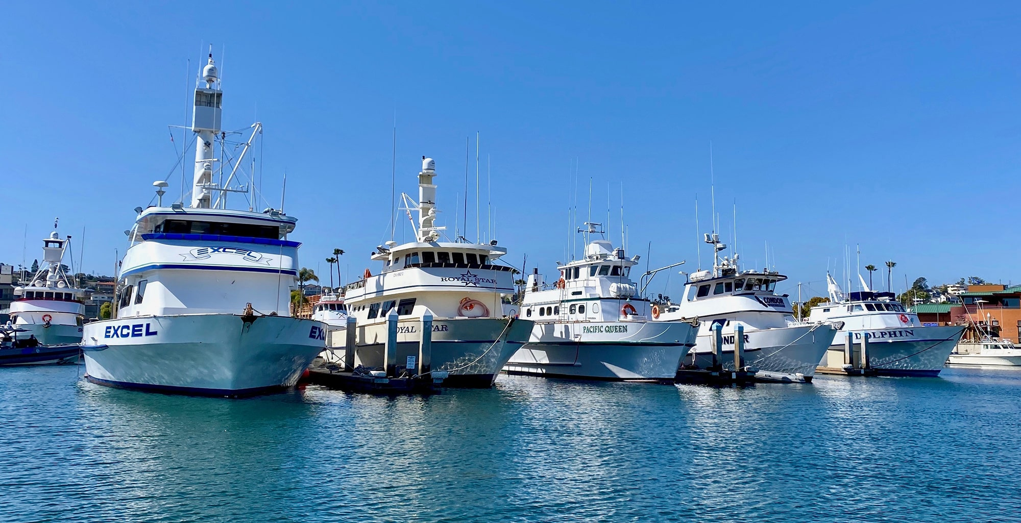 San Diego fishing fleet