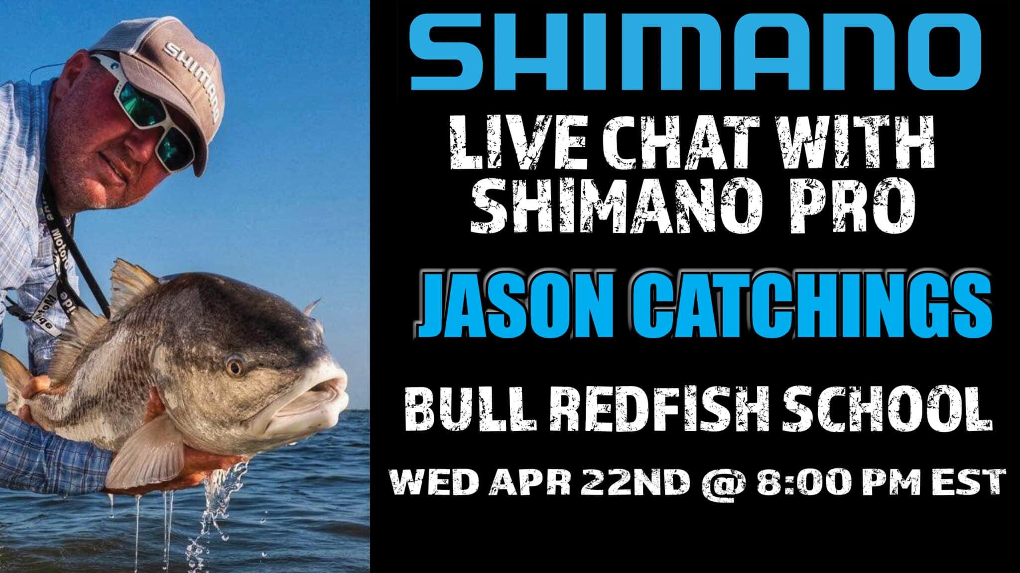 Shimano Fishing seminar