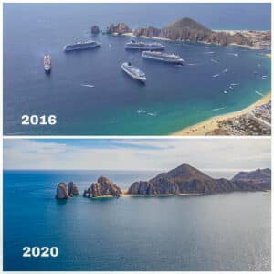cruise ship comparision