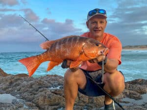 Cabo red snapper