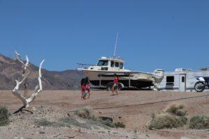 BOLA triler boat