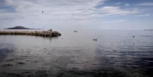 Loreto marina empty