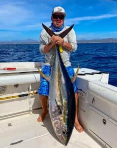Los Cabos yellowfin