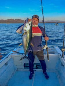 East Cape yellowfin