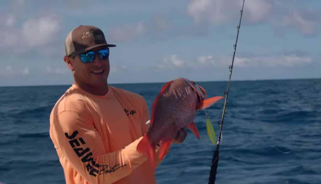 fishing Fiji