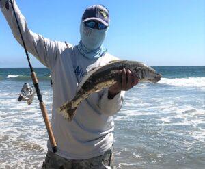 surf fishing SoCal