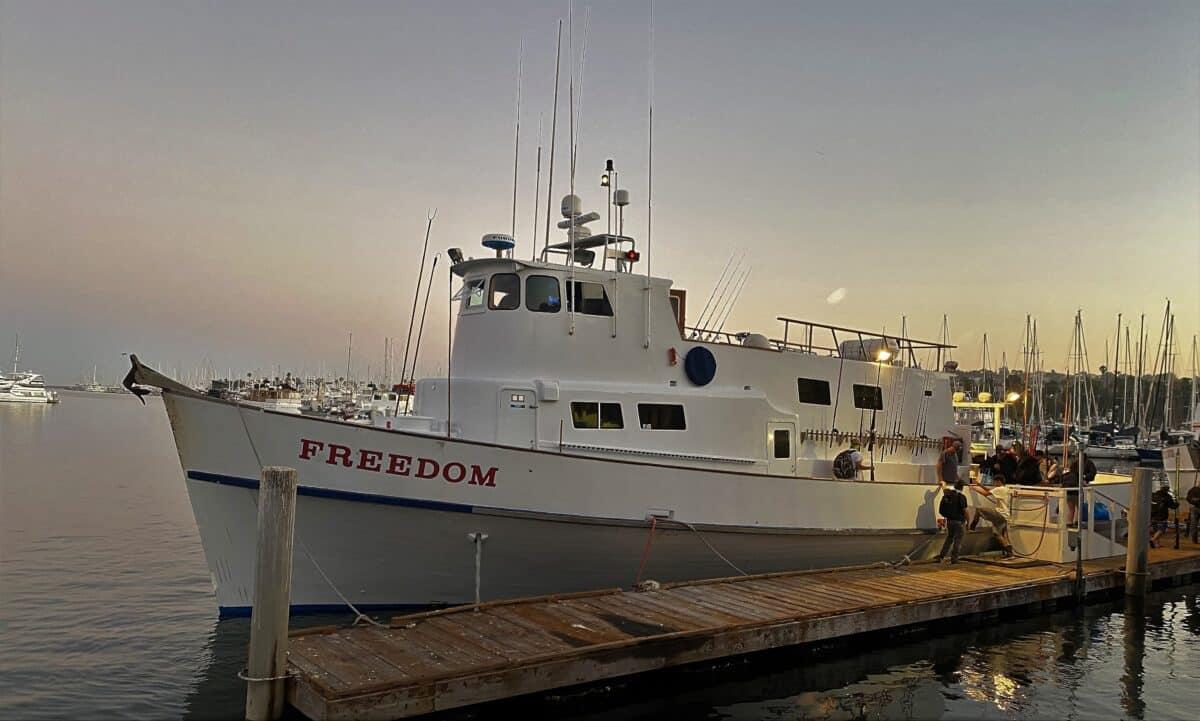 Freedom sportfishing