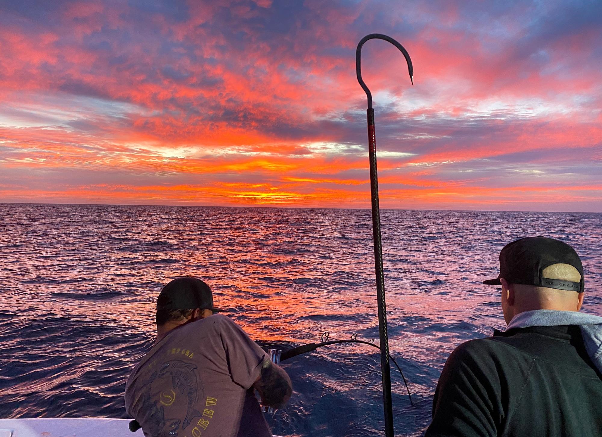 BD Lifestyle Sunset Fishing