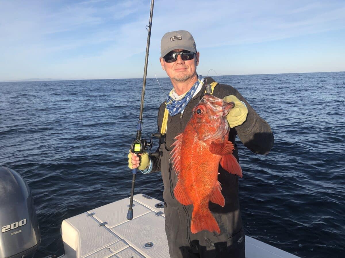 SoCal Fishing report
