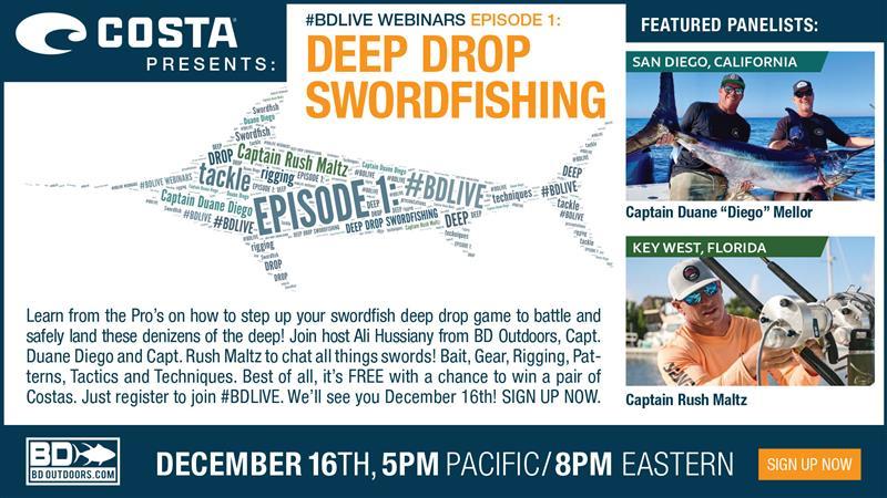 deep drop swordfish