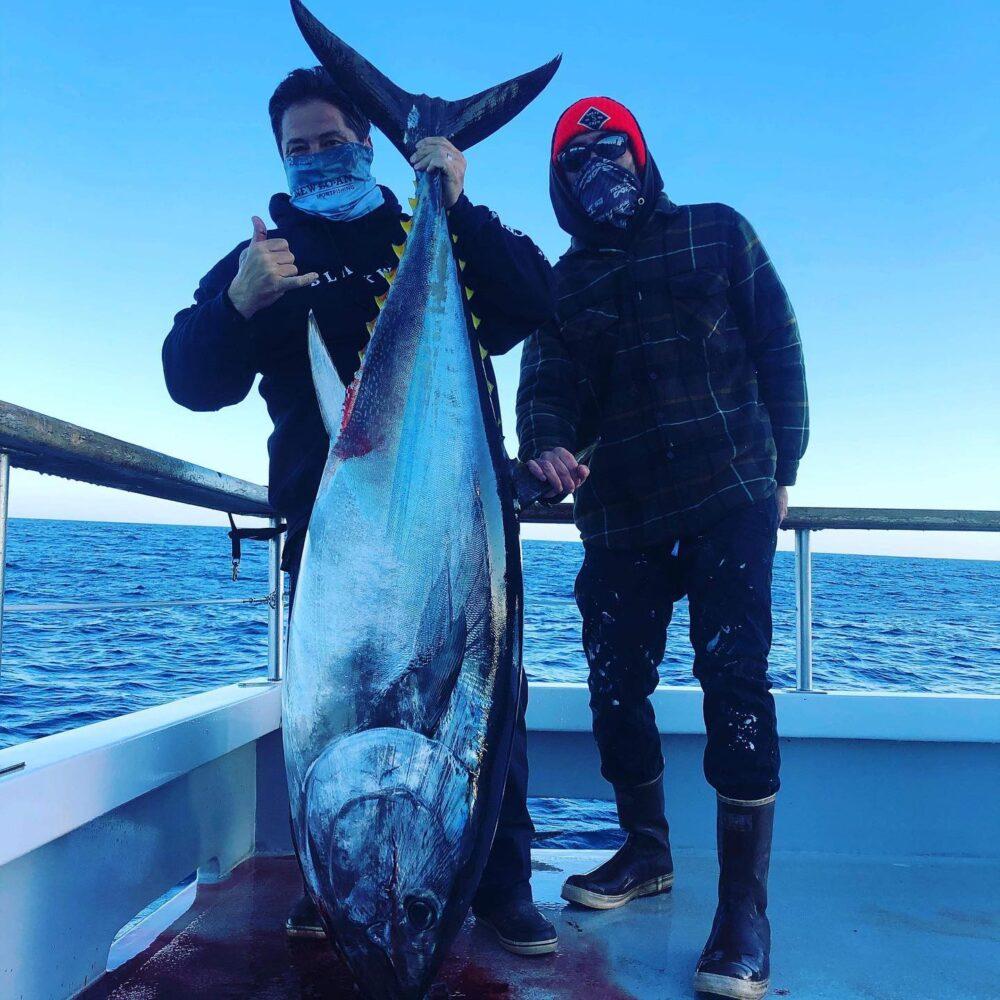 bluefin tuna sportboat fishing reports