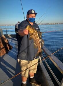 calico bass fishing reports