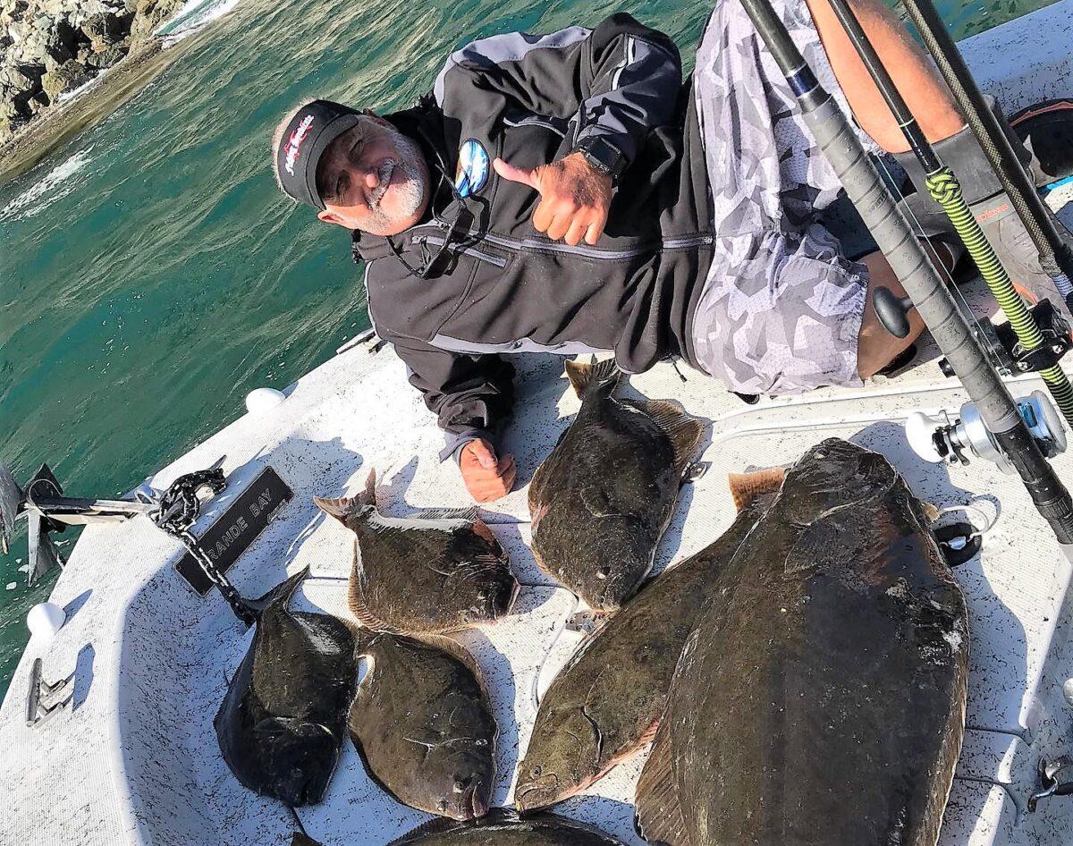halibut fishing report in SoCal