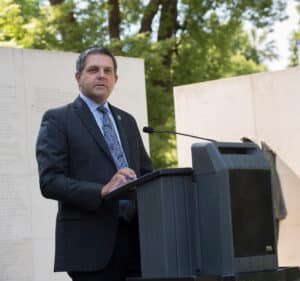 California Assemblymember Jim Wood