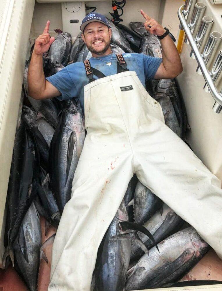 Pacific Northwest fishing calendar