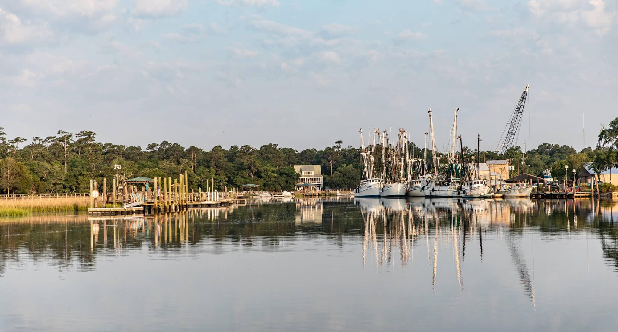 fishing south carolina