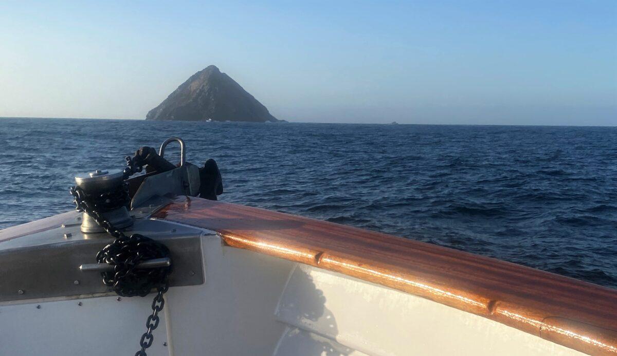 Coronado Islands fishing