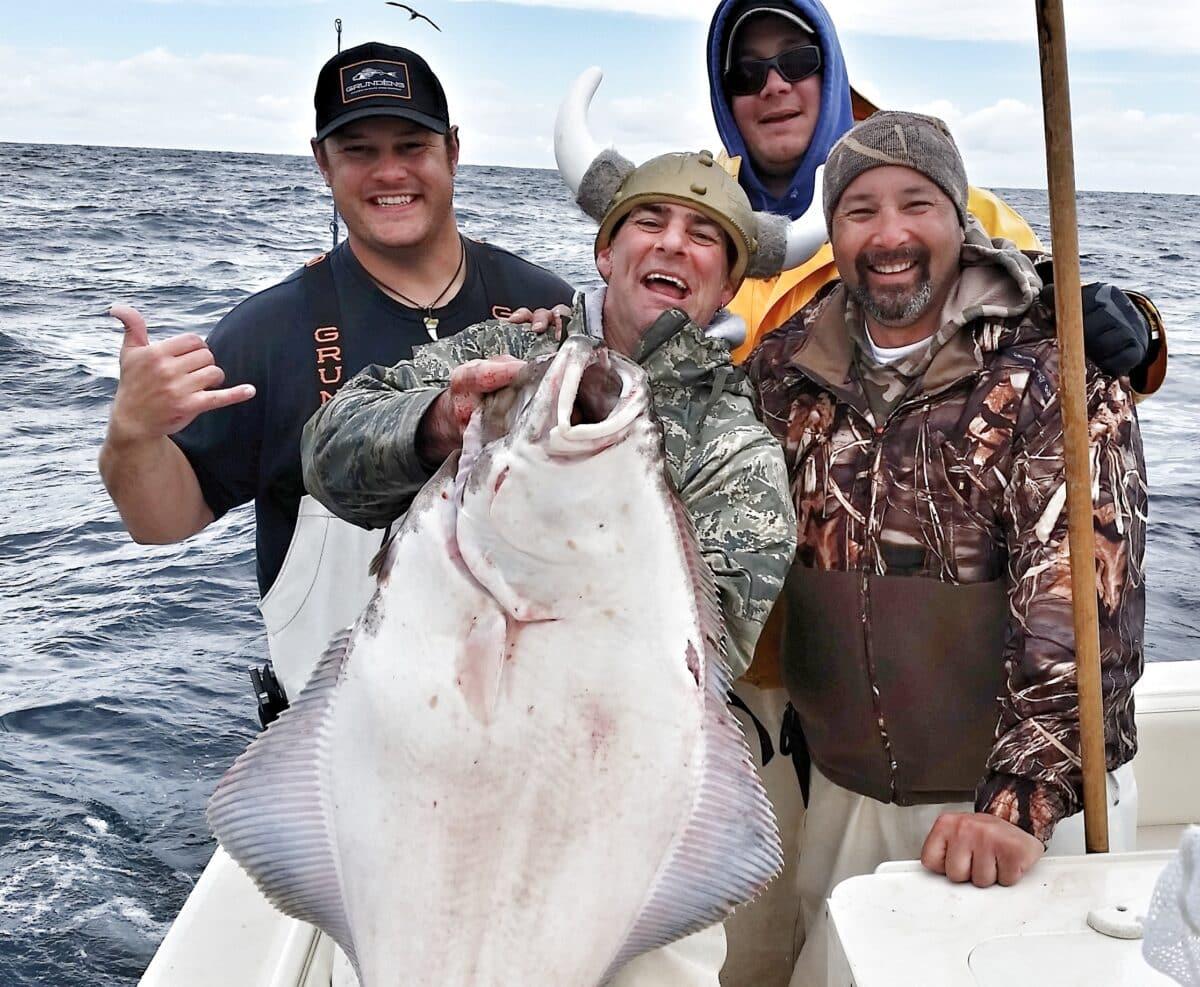 washington halibut fishing