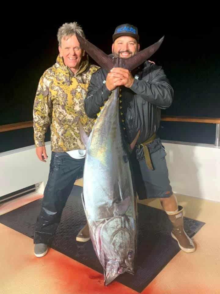 big bluefin tuna