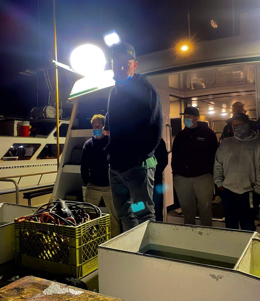 sportboat fishing