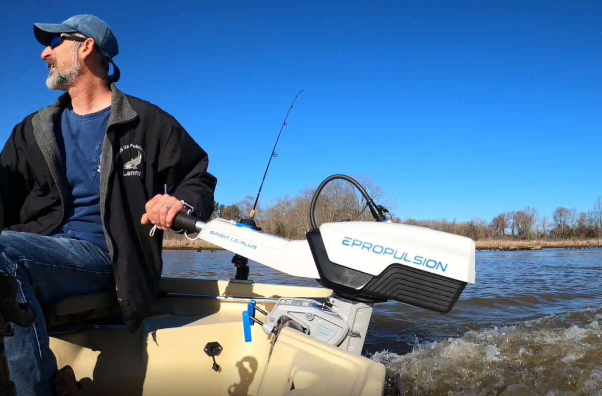 epropulsion electric outboard