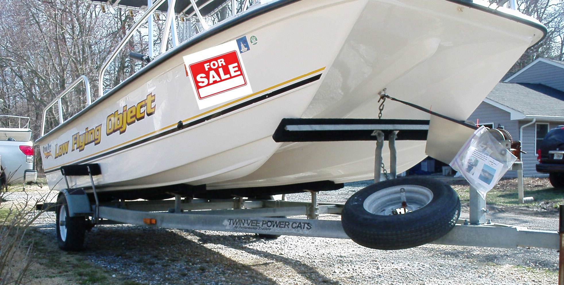 used boat tips