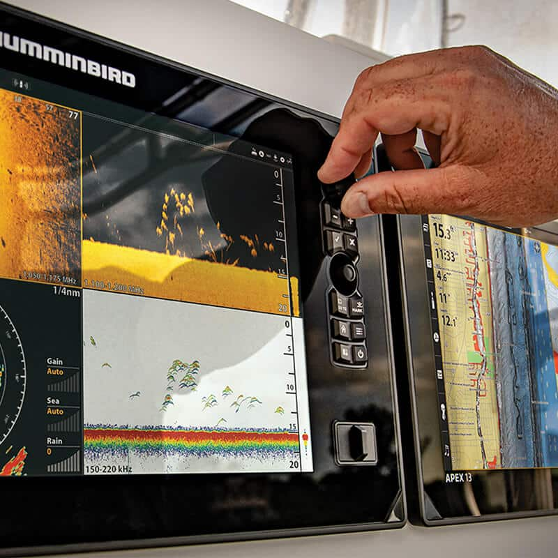 Humminbird electronics