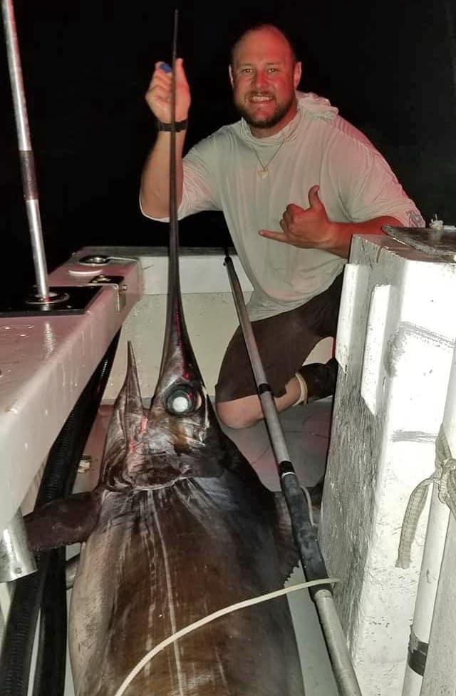 florida swordfishing