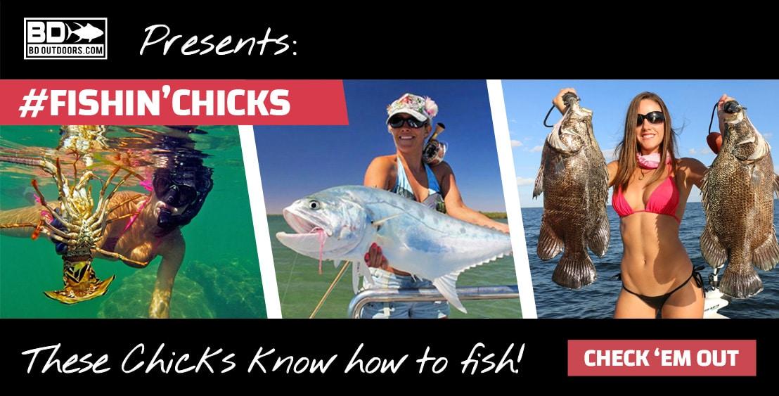 bd fishing chicks