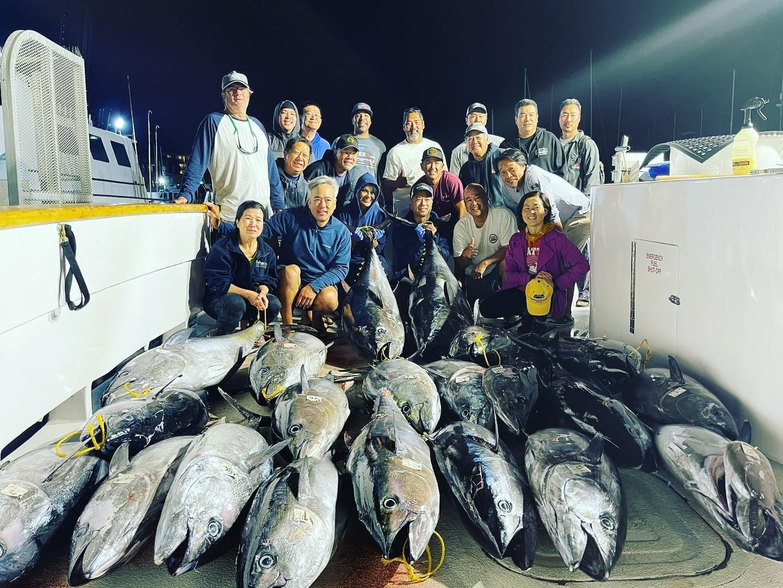 Southern California Fishing Report - Bluefin Tuna
